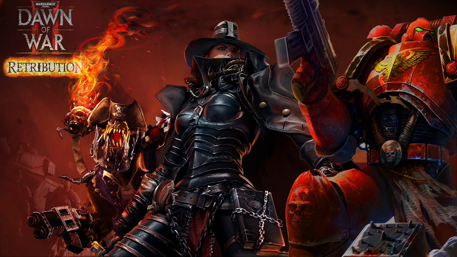 Dawn Of War 2 Retribution Page 3