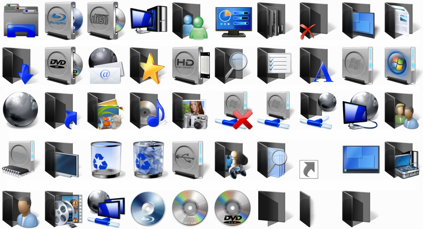 7tsp Icon Packs For Windows 7 - Page 3