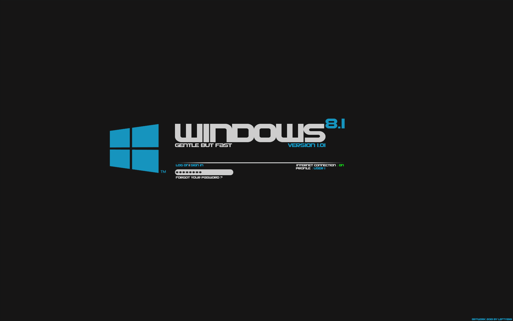Windows 8 and 8 1 wallpaper by lefty1981 for Window 8 1 wallpaper