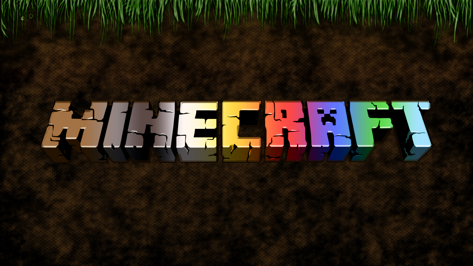 The gallery for --> Minecraft Wallpaper Windows 7