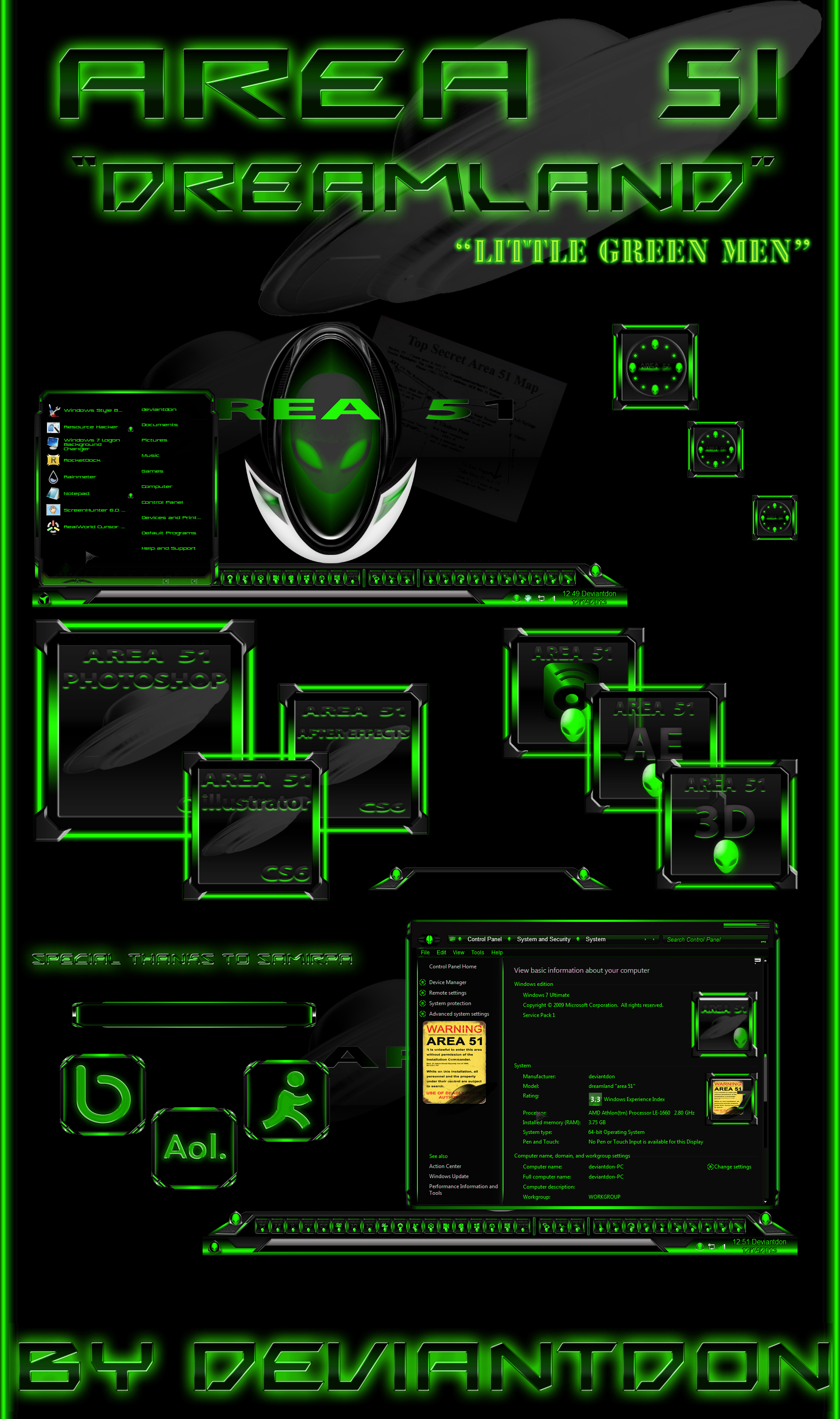 Alienware Icons Png Rocketdock 29 Icons in Png