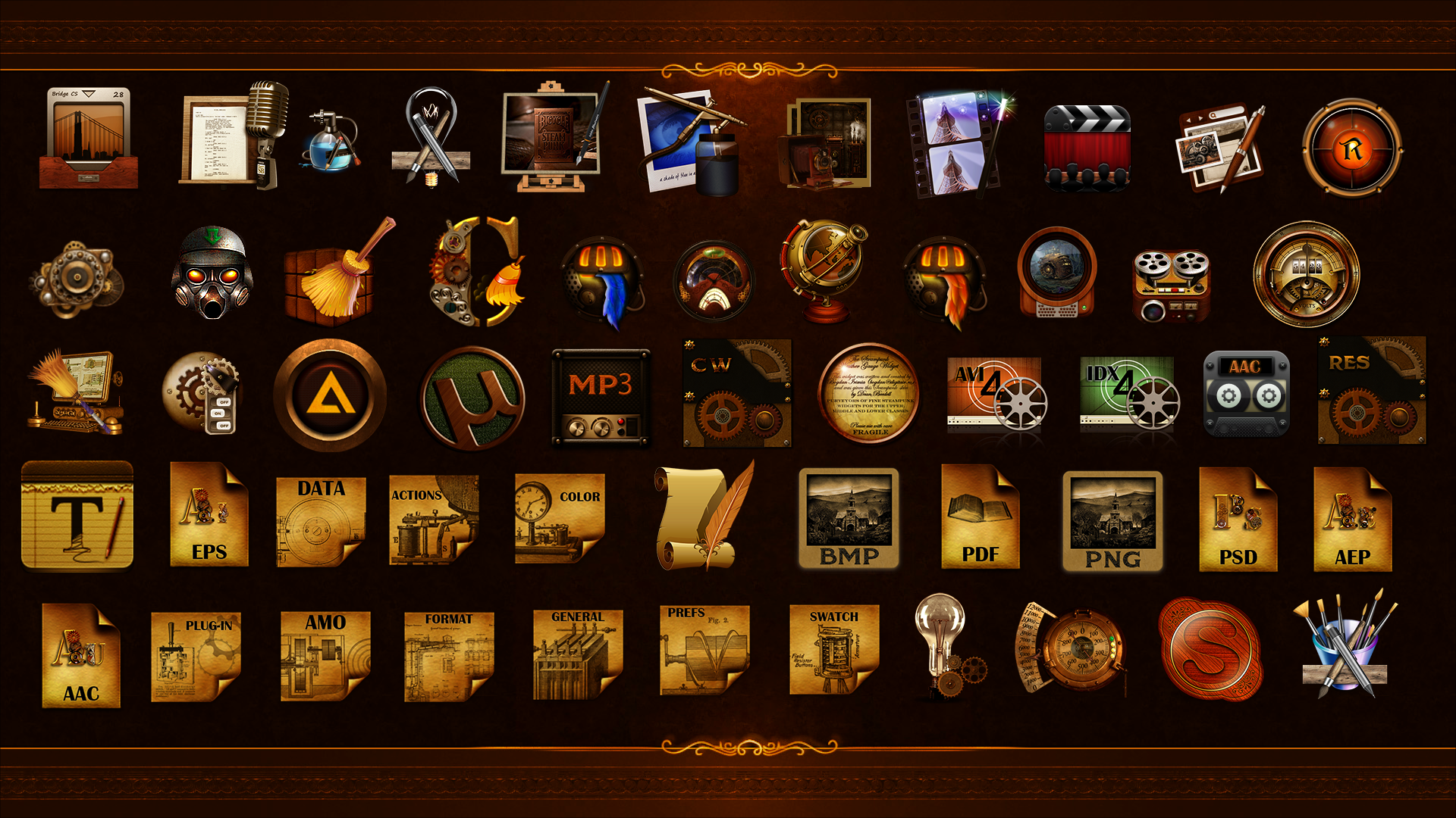 Chrononaut: A Steampunk Fantasy Full System Theme