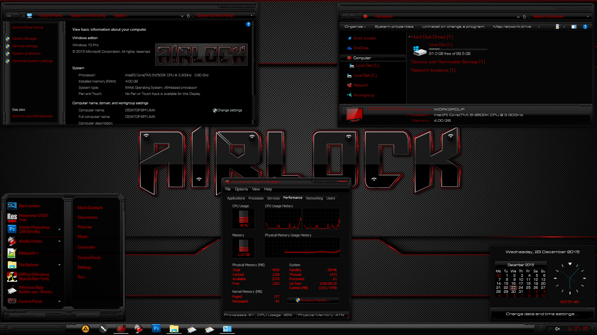 Airlock Windows 10 Th2 Aka 1511 Aka 10586 Only