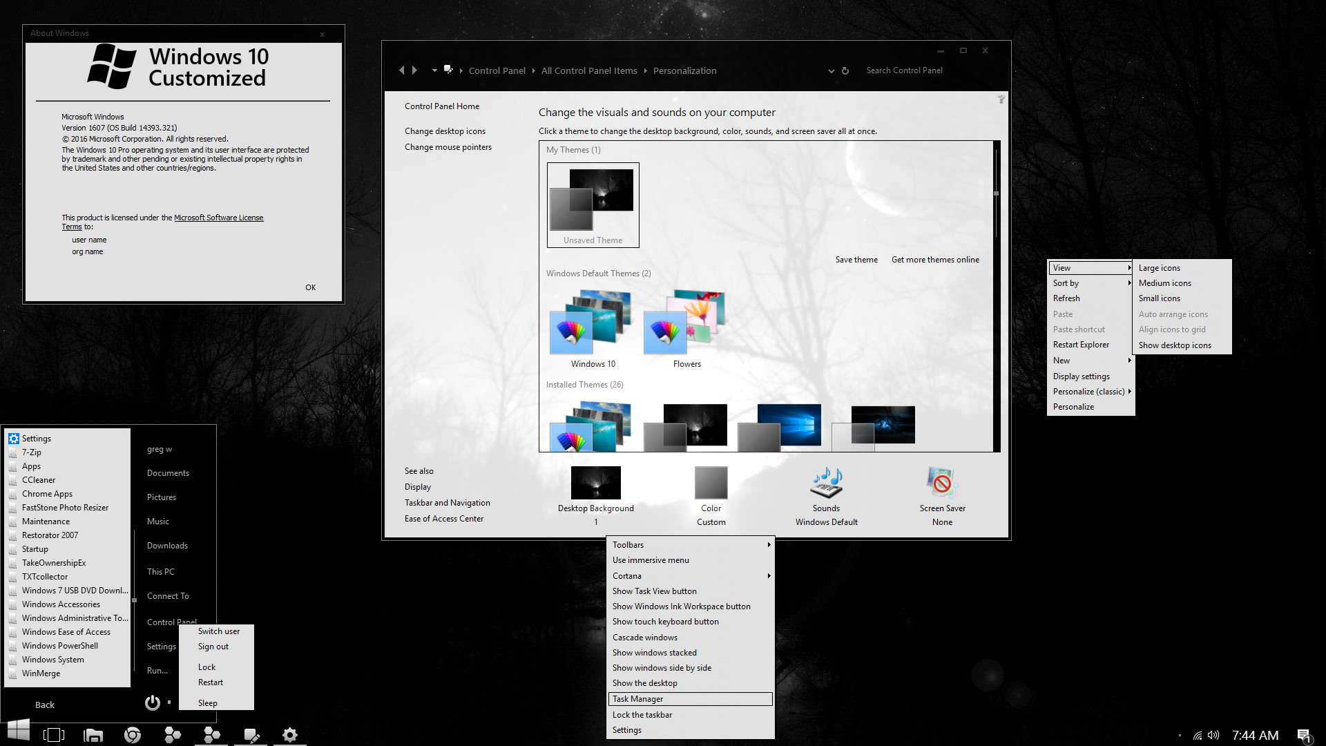Consolidated for Windows 10 Anniversary Update - Page 2