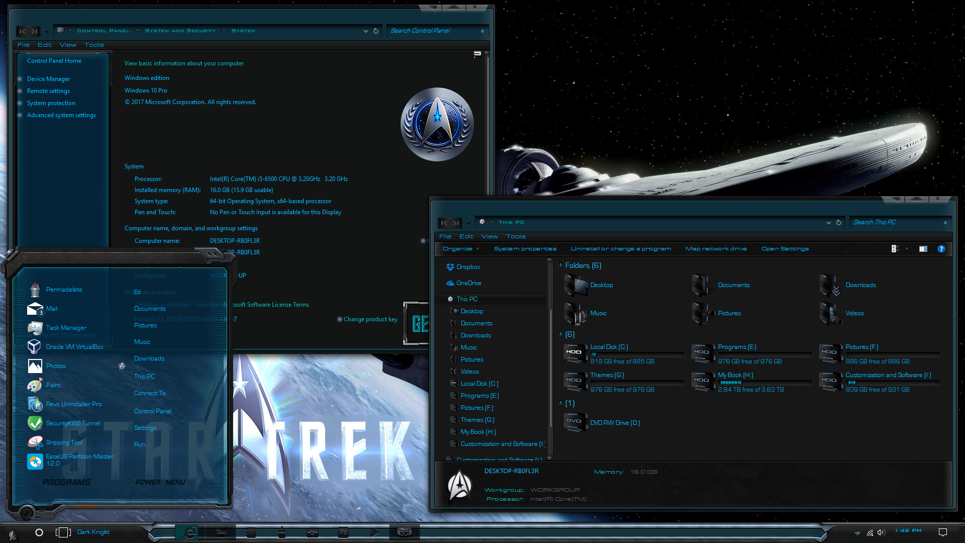 Star Trek for Windows 10 1703 - 1903 - Page 2