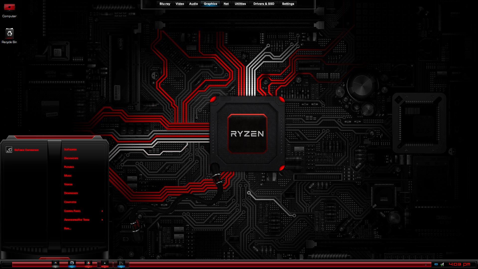 Hardwired Ryzen Special Edition