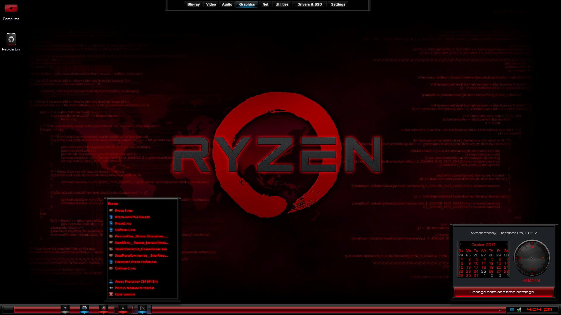 Hardwired: Ryzen Special Edition