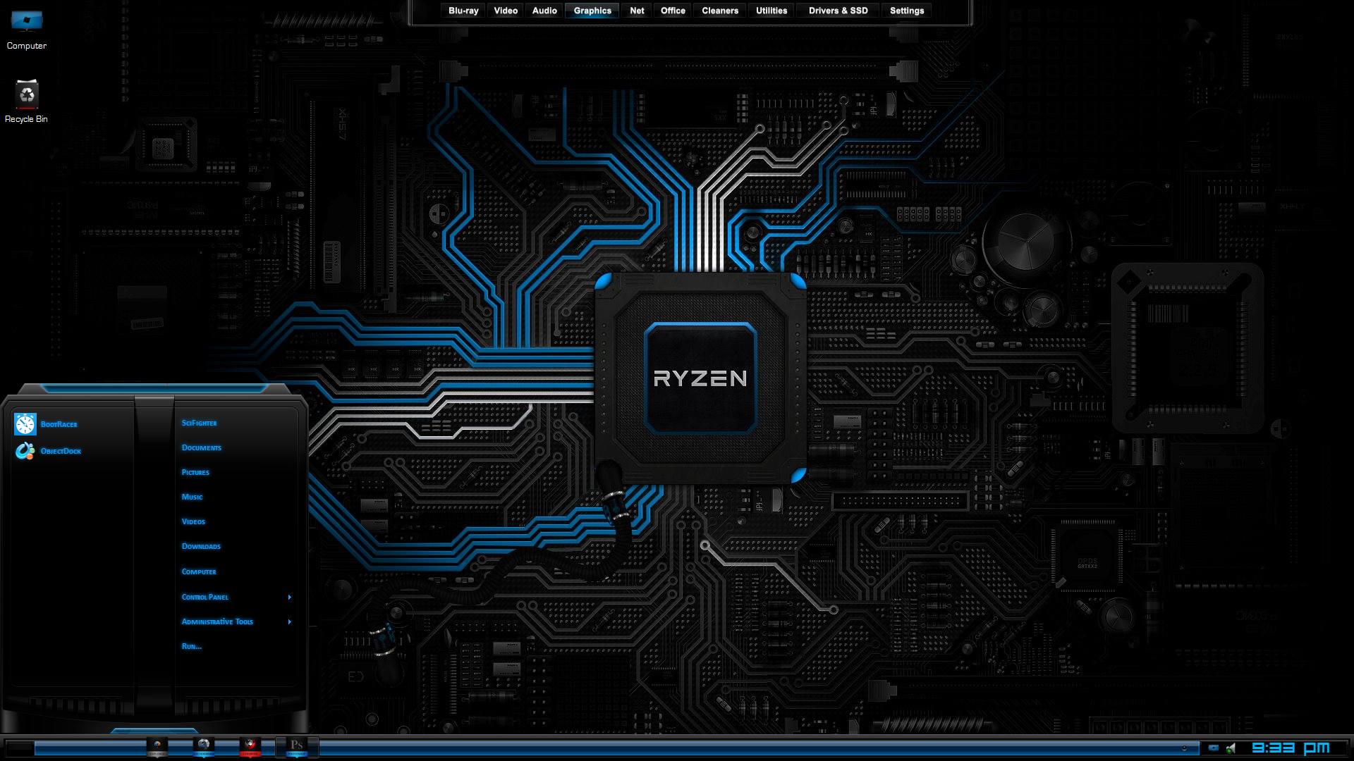 Hardwired Ryzen Blue Special Edition Page 5