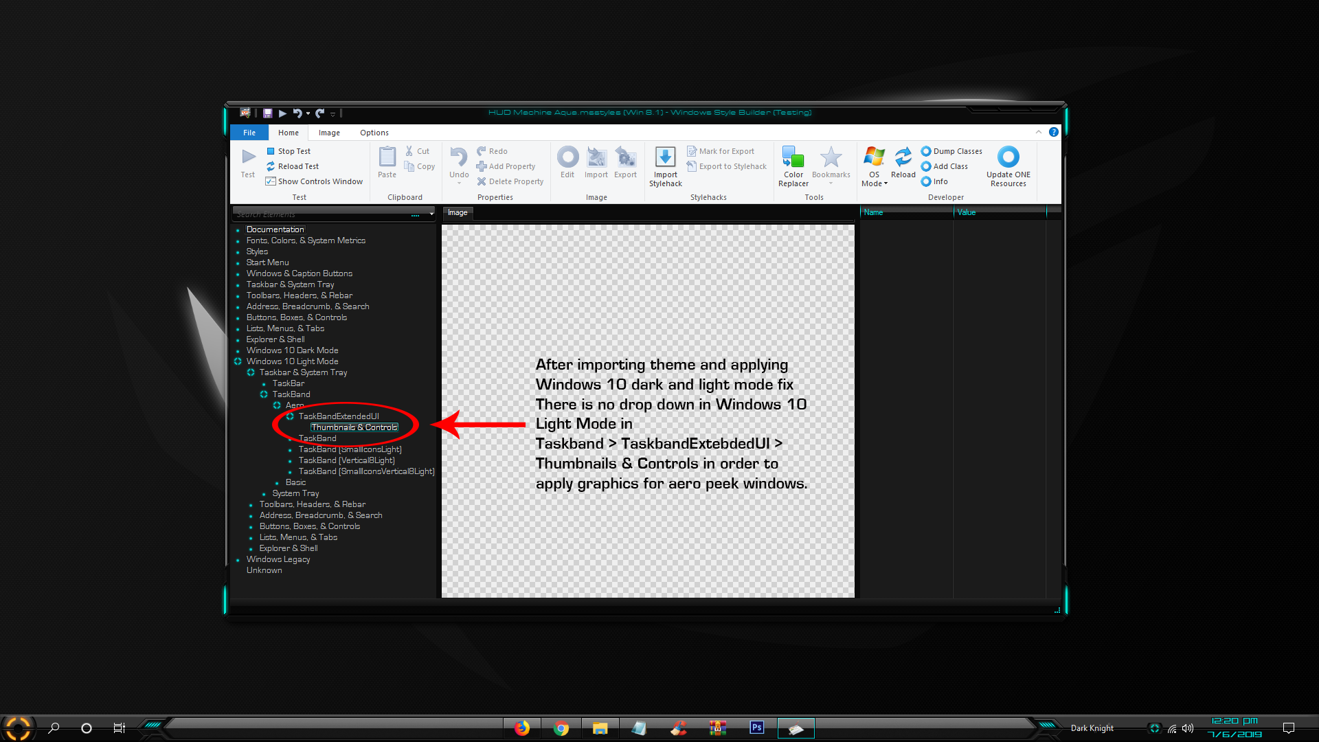 Windows 10 19H1 1903 Updated ClassMaps and Import Scripts