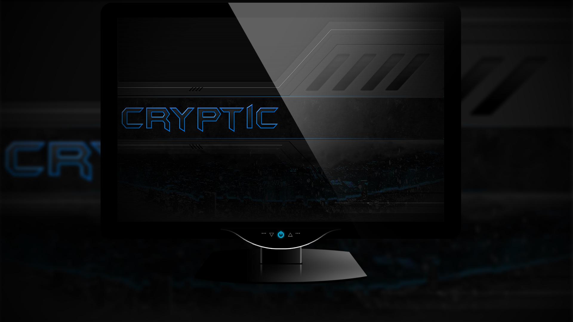 cryptic wallpaper - photo #4