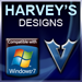 Harvey Sewdin's Windows 7 Themes